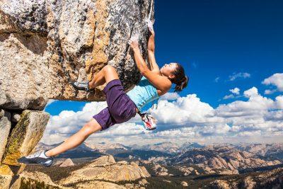 Confidence Climbing